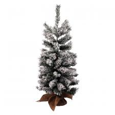 Flocked Tree - SPECIAL BUY! Original Price $45.00