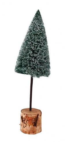 Lg Green Spice Drop Tree