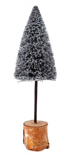 Lg Grey Spice Drop Tree
